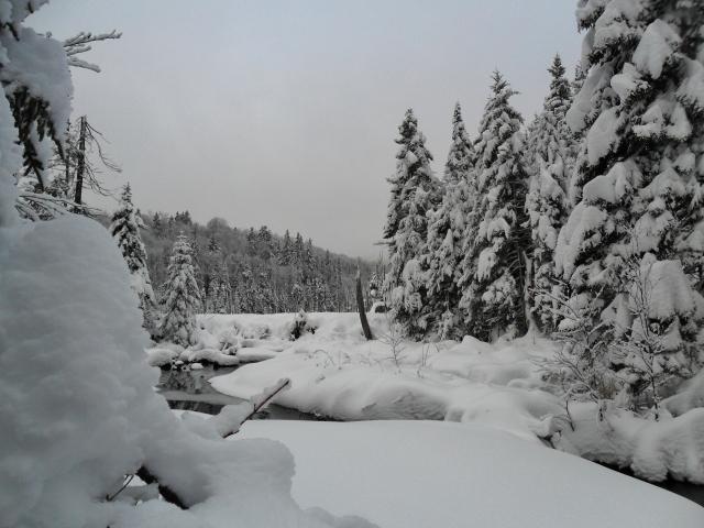Sentier intervillage Val Des Lacs-Lanthier le 20 Dec 2012 041