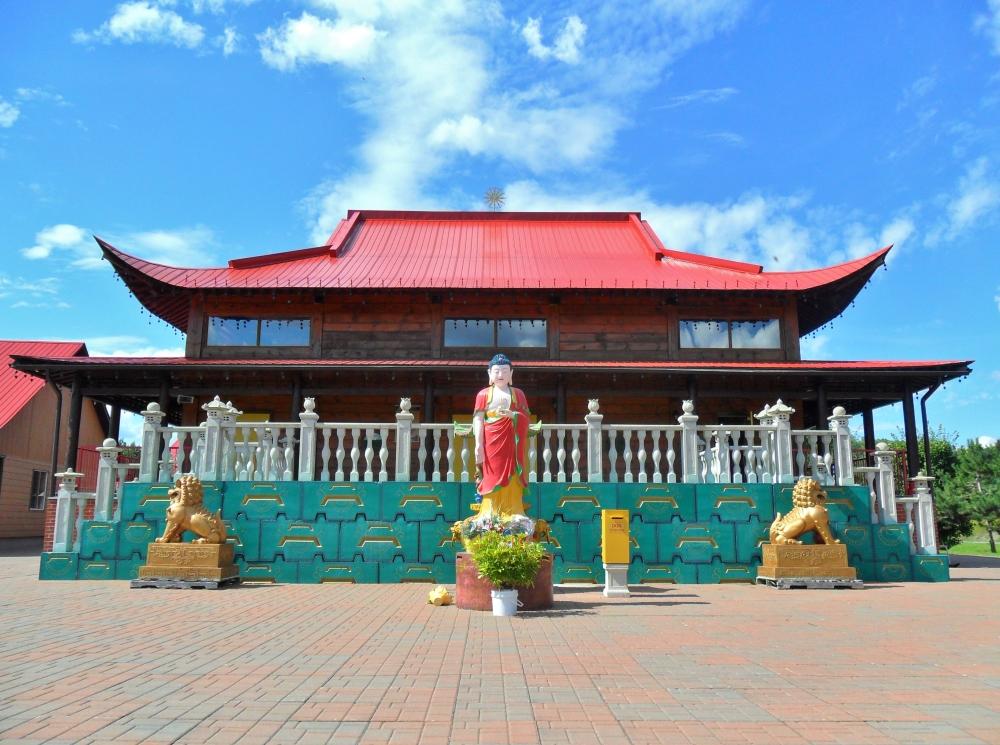Monastere Bouddhiste Tam Bao Son (3/3)