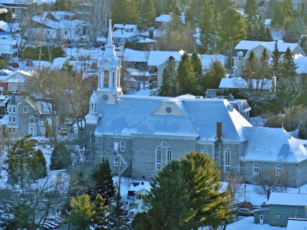 Le cap Molson de St-Sauveur le 19 Déc 2014 (3/3)